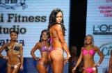 Rīgā noticis otrais bikini daiļavu konkurss