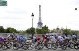 Debitantam Saganam jau trešā uzvara šā gada 'Tour de France' posmos
