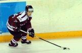 Miķelis Rēdlihs apliecina spēlēšanu Latvijas izlasē