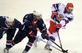 Сборная России уступила американцам на чемпионате мира среди юниоров