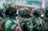 Передача: уволенных латвийских солдат мобилизуют на учения