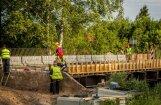 Самый крупный ремонт этого лета: дорогу Мадлиена-Скривери обновят впервые с 1980 года