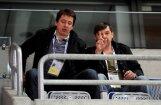 KHL čempionvienības Maskavas 'Dinamo' treneris Vītoliņš lauzis kāju