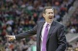 Ņujorkas 'Knicks' spēlētāji vairs netic galvenā trenera spēles plānam, raksta medijs
