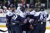 Magņitogorskas 'Metallurg' hokejisti uzvar arī otrajā KHL Austrumu konferences finālsērijas spēlē