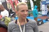 Latvijas čempione maratonā Kuzņecova pieķerta meldonija lietošanā