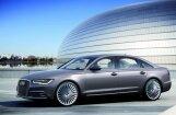 Удлиненный седан Audi A6 превратили в гибрид