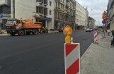 Pēc 65 tūkstošu eiro soda naudas uzkrāšanas 'A.C.B.' pabeidz būvdarbus