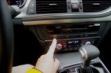 Украина: гражданина Латвии временно лишили Audi Q7