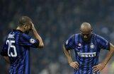 Marseļas 'Olympique' pēdējā minūtē nošokē 'Inter'un iekļūst ČL ceturtdaļfinālā
