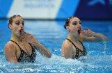 Россия продолжает побеждать на чемпионате Европы по синхронному плаванию