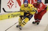 Rīgas 'Dinamo ' pievienojas zviedru uzbrucējs Varga