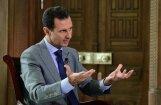 Сирийский лидер Асад: