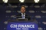 G20  dod ES astoņas dienas, lai atrisinātu eiro zonas parādu krīzi