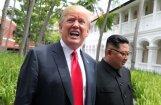 Дональд Трамп и Ким Чен Ын встретились и подписали загадочный документ
