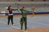 Jūlija Oļeksejenko ar jaunu Latvijas rekordu uzvar Baltijas čempionātā loka  šaušanā