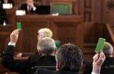 Saeimas frakciju vadītāji atbalsta tautas vēlētu prezidentu