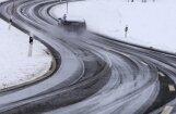 Latvijas austrumu rajonos veidojas bīstams apledojums