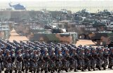Ķīna armijas modernizācijai atvēl nepieredzēti lielus līdzekļus