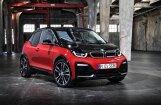 'BMW i3' elektromobilis turpmāk arī sportiskajā versijā