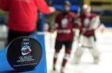 Хоккеисты Латвии уступили белорусам в первом матче за выживание в элите