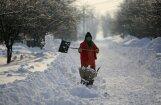 Naktī Latvijā gaidāms bargs sals, brīdina sinoptiķi