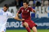 Latvijas izlases pussargs Oļegs Laizāns pievienojas Polijas komandai Lodzas LKS