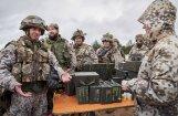 TV3: Из Латгальского батальона создана неполная рота, часть желающих служить