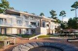 Foto: Dārgākais dzīvoklis Latvijā maksā gandrīz sešus miljonus eiro
