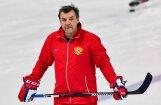 Знарок не взял Ковальчука и Дацюка в Финляндию на Кубок Карьяла