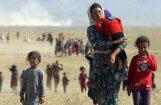 Nacistu pēddziņi pēta, vai 'Islāma valsts' pastrādājusi jezīdu genocīdu