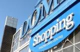 Foto: Investējot 1,3 miljonus eiro, 'Domina Shopping' tiek pie deviņiem jauniem veikaliem