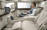 Новый Maybach назвали конкурентом подержанным Rolls-Royce