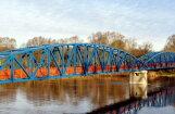 Carnikavā tapis garākais gājēju un velosipēdistu tilts Latvijā