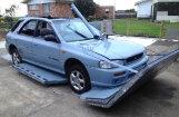 Video: 'Subaru Impreza' amfībija Jaunzēlandē