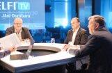 Par ko balsot? 'Delfi TV ar Jāni Domburu' atbild 'Saskaņa'