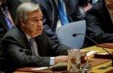 Генсек ООН не стал осуждать ракетный удар по Сирии