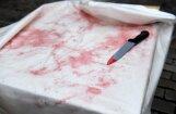 Rēzeknē vīrietis noslepkavo dzīvesbiedri un viņas brāli; pats piesakās policijā