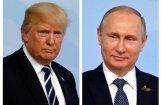 Tramps: Putins ir konkurents, nevis ienaidnieks