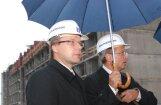 Ušakovs pašvaldību vēlēšanās pieļauj SC startu kopā ar Amerika komandu