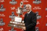 Pieredzējušais NHL speciālists Hārtlijs apstiprināts par Latvijas izlases galveno treneri