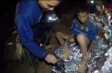 Taizemes pazemē iesprostotie zēni: gājis bojā viens no glābējiem