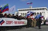 Krievijas uzklausīšana diskvalifikācijas apelācijas lietā pārcelta uz novembri