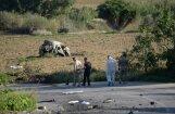 Maltā automašīnas sprādzienā nogalināta viena no 'Panamas papīru' žurnālistēm