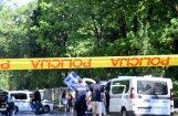 Еще до убийства Бункуса житель Межапарка писал о подозрительной машине