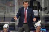 Pārtrūkst iespaidīgā Znaroka un Vītoliņa trenētās SKA uzvaru sērija KHL čempionātā