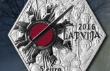 Второй тираж уже раскупленной коллекционной монеты будет продаваться в Банке Латвии