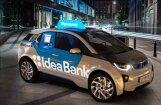 Polijas banka pārbūvējusi 'BMW i3' mobilā bankomātā