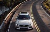 Atteikšanos no dīzeļdzinējiem 'Volvo' sāks ar jauno 'S60' modeli