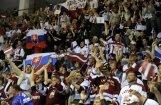 Šāgada PČ Slovākijā pretendē uz sesto vislabāk apmeklēto pasaules hokeja  čempionātu